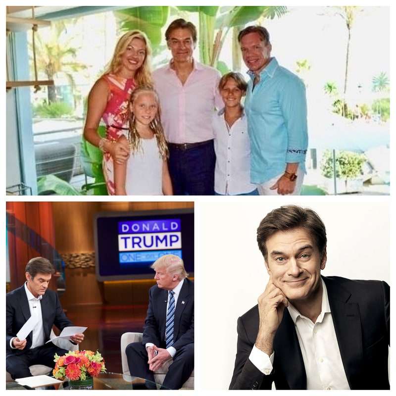 Mehmet Cengiz Öz, known professionally as Dr. Oz, is a Turkish American television personality, cardiothoracic surgeon, Columbia University professor, pseudoscience promoter, and author. Oprah Winfrey was the first guest on the Discovery Channel series