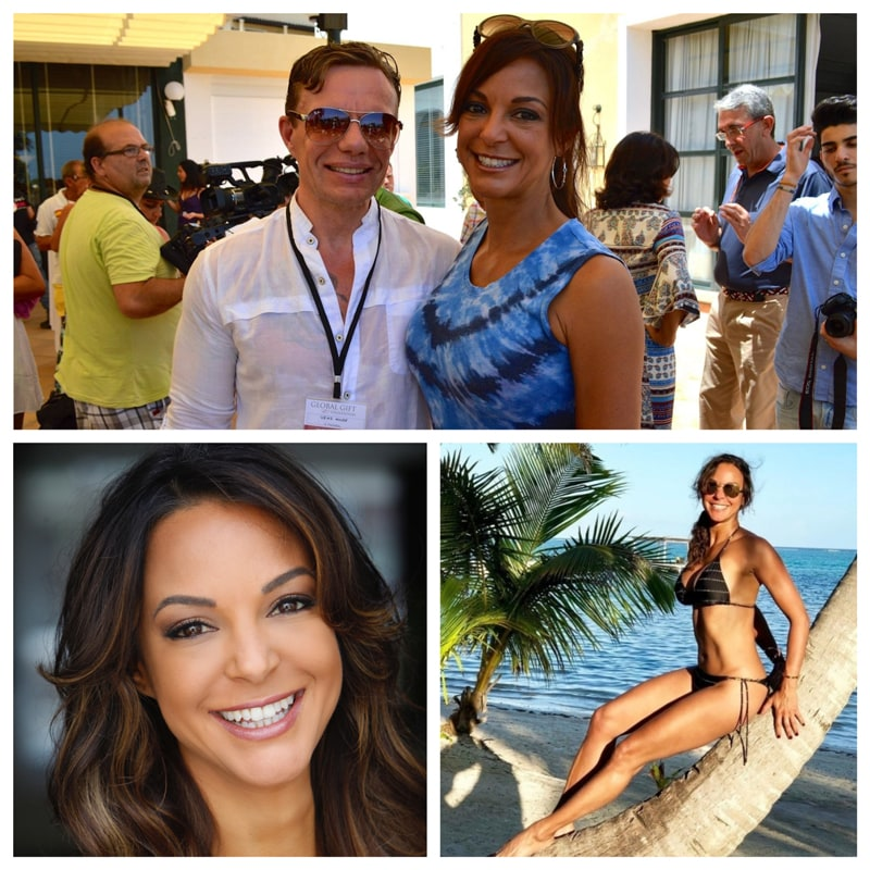 Eva Maria LaRue is an American actress and model. Movie Miami, All My Children